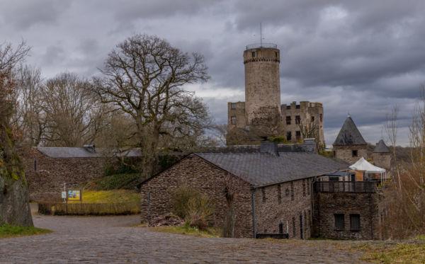 Burg Pyrmont (1)