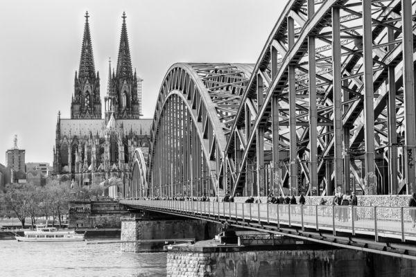 Kölner Dom & Hohenzollern Brücke